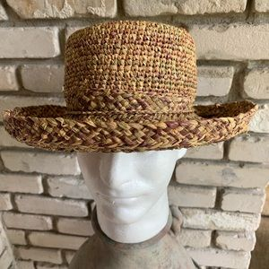Corroboree Straw Hat